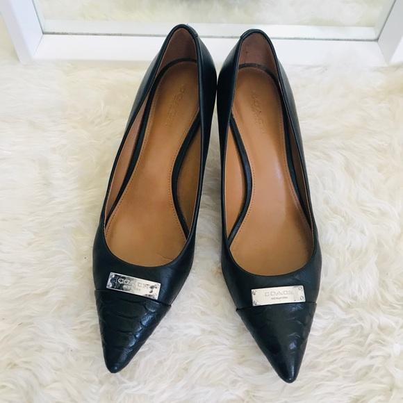 12a4bc200fa Coach Shoes - 🔥Flash Sale